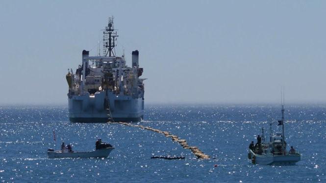 Tuyến cáp FASTER tốc độ siêu nhanh nối liền giữa hai bờ biển của Mỹ và Nhật Bản