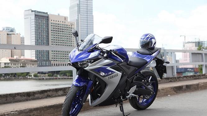 Chương trình triệu hồi xe Yamaha YZF-R3 sẽ bắt đầu từ ngày 30/06/2016