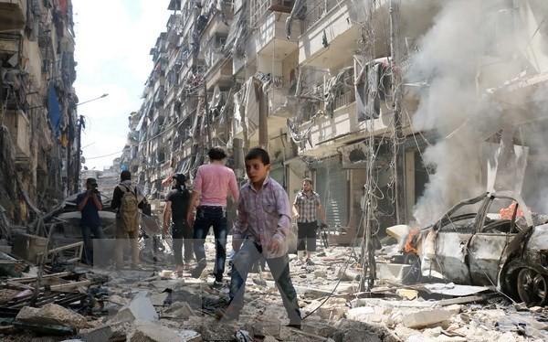 Quân đội Syria phản kích lại cuộc tấn công của quân khủng bố tại tỉnh Aleppo
