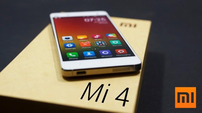 Xiaomi Mi 4 tại Việt Nam đang có mức giá rẻ đến giật mình.