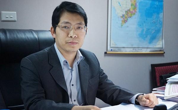 Cục trưởng Cục Báo chí Lưu Đình Phúc