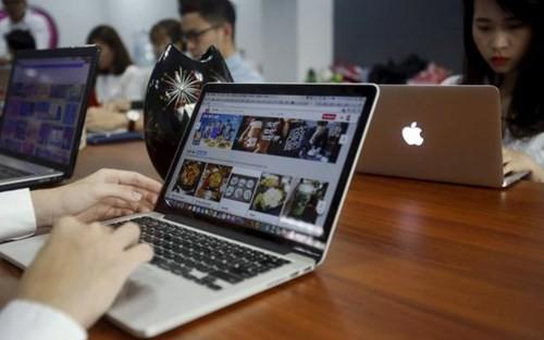Làn sóng khởi nghiệp trong lĩnh vực công nghệ đang ngày càng nóng (ảnh minh họa).