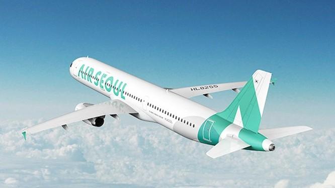 Đến cuối năm 2016, Air Seoul sẽ bay đến Việt Nam - Ảnh: Air Seoul