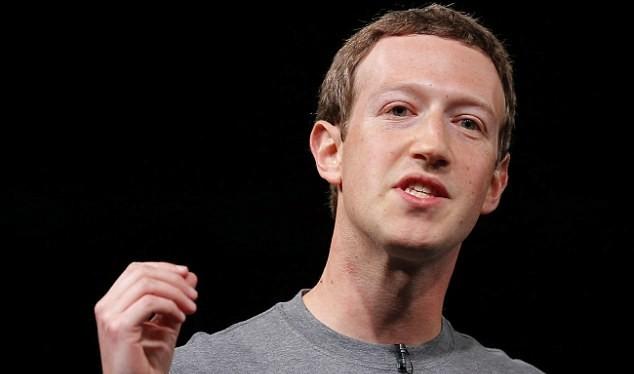 Ông chủ Facebook Mark Zuckerberg. (Nguồn: AP)