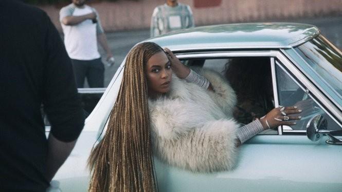 Album Lemonade của Beyoncé phát hành trực tuyến trên Tidal từ tháng 4 - Ảnh: Independent