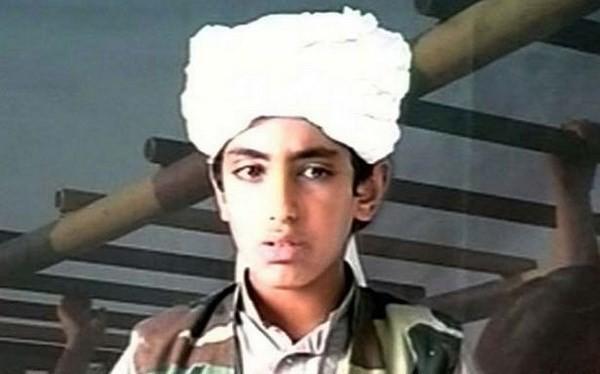 Hamza bin Laden. (Nguồn: Getty Images)