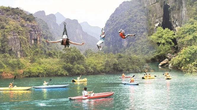 Quảng Bình là địa phương có các di sản thiên nhiên thế giới cùng nhiều đặc sản hấp dẫn