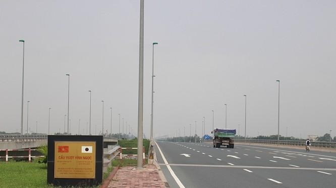 Hai con đường sẽ được đặt tên Trường Sa và Hoàng Sa nằm trên địa bàn huyện Đông Anh.