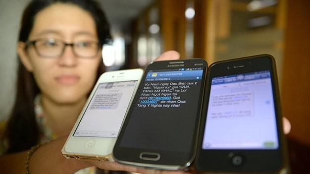Bộ Thông tin và Truyền thông chủ trương phạt nặng các DN phát tán tin nhắn rác.