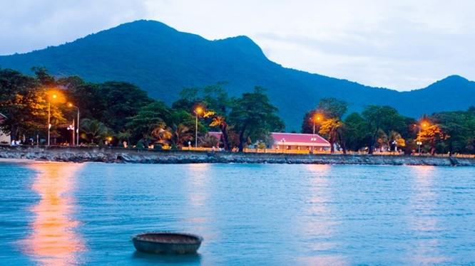 Côn Đảo vẫn mang vẻ đẹp hoang sơ.