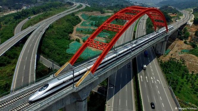 Đến cuối năm 2015, tổng chiều dài của mạng lưới đường sắt này đã đạt 19.000 km, chiếm hơn 50% mạng lưới đường sắt tốc độ cao của toàn thế giới.