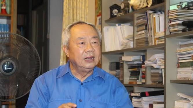Ông Vũ Mão, nguyên Chủ nhiệm VPQH.