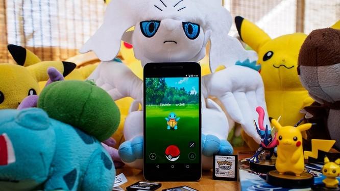 Pokemon Go đang phá vỡ các kỷ lục về lượng tải game trên toàn cầu.