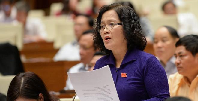 Bà Trần Thị Quốc Khánh, Ủy viên thường trực Ủy ban Khoa học, Công nghệ và Môi trường của Quốc hội, khẳng định.