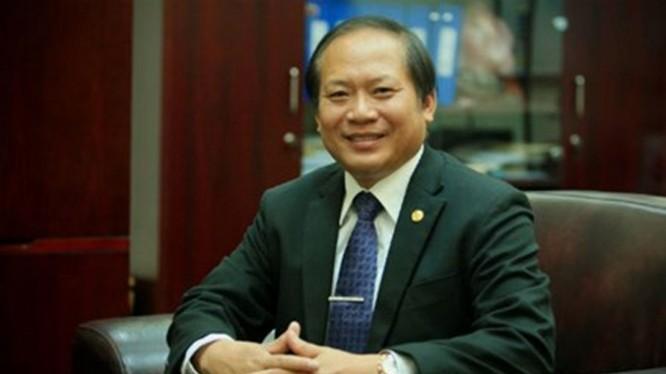 Tiến sĩ Trương Minh Tuấn, Bộ trưởng Bộ Thông tin và Truyền thông.