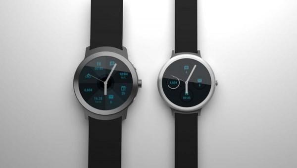 Đồng hồ thông minh của Google Nexus: Angelfish và Swordfish