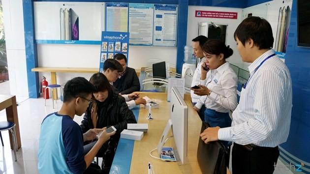 Việc đăng ký thông tin thuê bao di động trả trước chỉ được thực hiện tại các điểm cung cấp dịch vụ viễn thông.