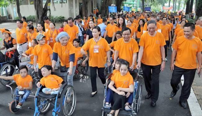 Bộ TT&TT kêu gọi nâng cao tinh thần trách nhiệm với người bị nhiễm chất độc da cam
