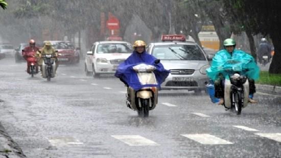 Bão số 2 sau khi đổ bộ vào đất liền Trung Quốc đã suy yếu tuy nhiên hoàn lưu của cơn bão có tên quốc tế là bão Nida này sẽ gây ảnh hưởng khiến trời chuyển mưa ở Bắc Bộ.