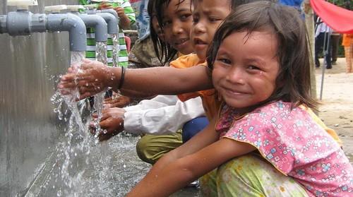 Đến năm 2020, tỷ lệ dân cư được cung cấp nước sạch, hợp vệ sinh đạt 90 - 95%