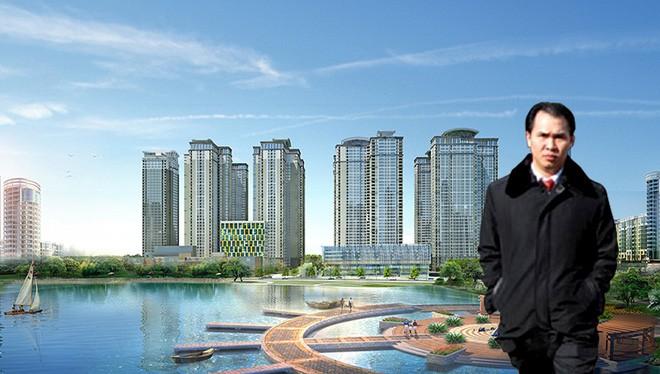Ông Đinh Trường Chinh hiện là ông chủ của Công ty địa ốc Việt Hân.