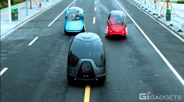 Đây sẽ trở thành xu hướng cho các phương tiện giao thông trong tương lai.