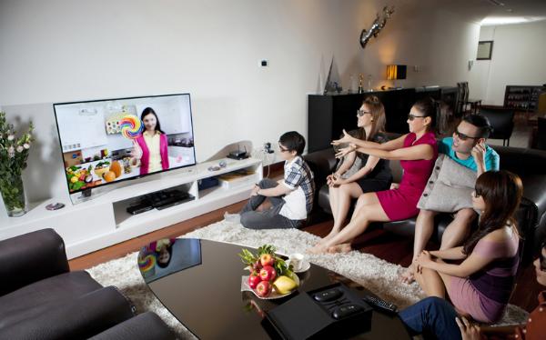 Nhiều mẫu tivi đang khuyến mại giảm giá dịp Quốc khánh
