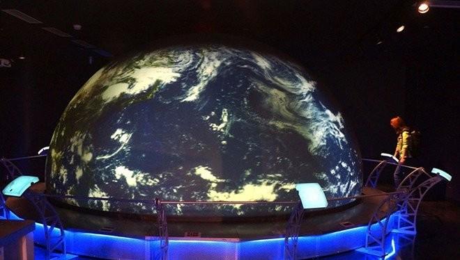 Bảo tàng ra đời với mong muốn phổ cập kiến thức, khơi gợi niềm đam mê với công nghệ vũ trụ.