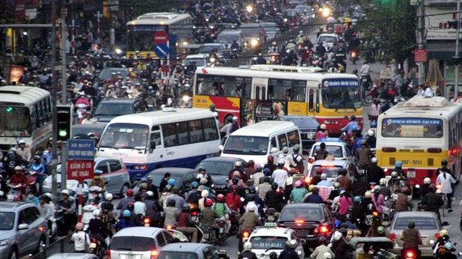 giao thông ở Hà Nội