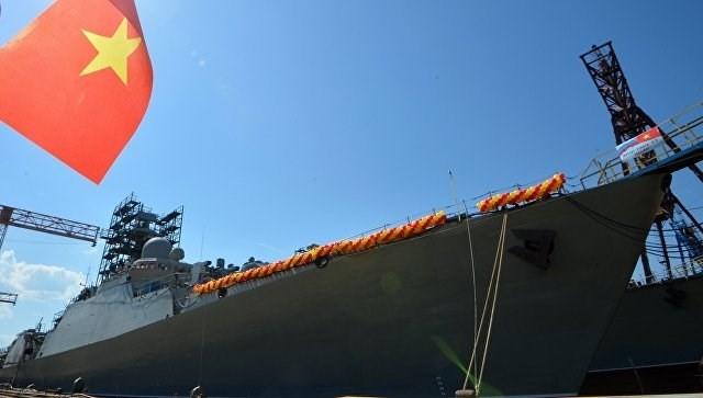 Theo đơn đặt hàng, Việt Nam sẽ nhận thêm 2 tàu Gepard vào năm 2017.