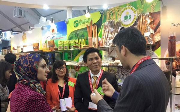 Một số nông sản Việt được thị trường quốc tế đánh giá cao.