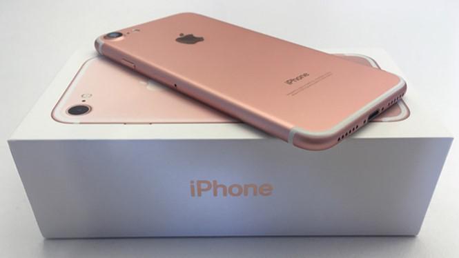 iPhone 7 và iPhone 7 Plus đã bắt đầu được bán ra thị trường