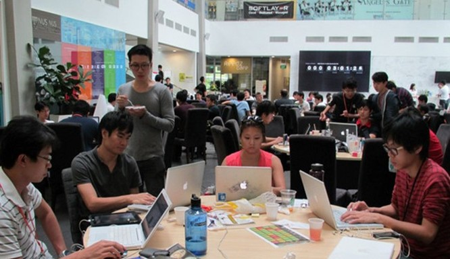 Môi trường khởi nghiệp ở Việt Nam nói chung và Hà Nội nói riêng hiện nay đã tốt hơn rất nhiều so với thời gian trước.