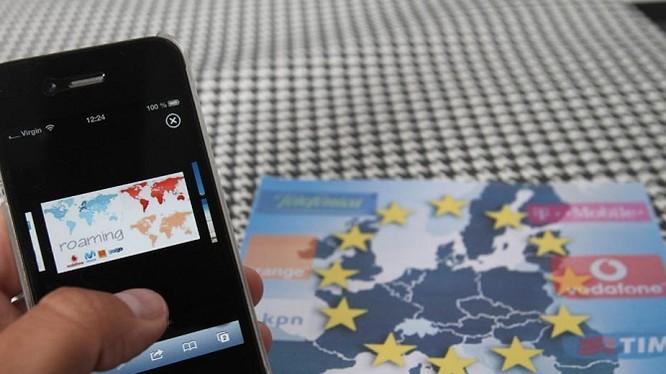 Bên cạnh cước cuộc gọi chuyển vùng, chi phí sử dụng dữ liệu di động tại các quốc gia châu Âu cũng sẽ được cắt giảm đáng kể.