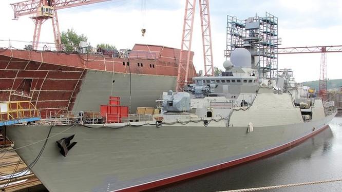 Dự kiến cuối tháng 10.2016, hai tàu chiến Gepard của Việt Nam sẽ thử nghiệm trên biển