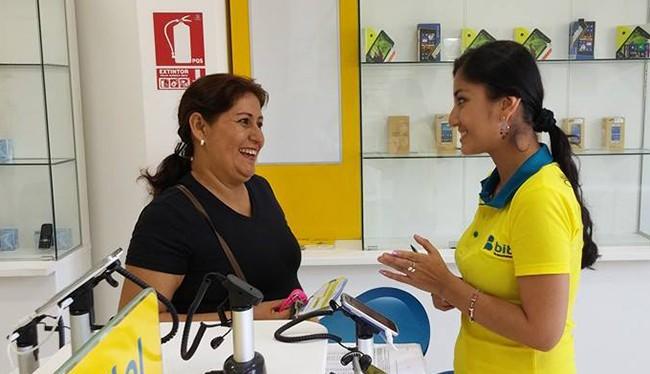 Sau gần 2 năm gia nhập thị trường, Bitel đã trở thành cái tên quen thuộc với người dùng viễn thông Peru với ấn tượng là nhà mạng cung cấp dịch vụ Internet tốt nhất.