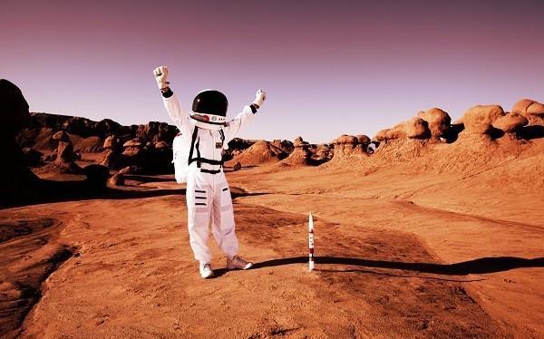 """Chúng ta có thể """"bay nhảy"""" trên Sao Hỏa"""