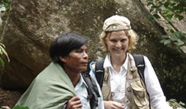 Sau tai nạn thảm khốc, Annette từng quay về Việt Nam vào năm 2006 để đi tìm lại những điều đã ám ảnh mình.