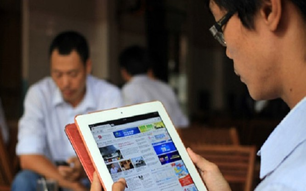 Khách du lịch tới Hà Giang sẽ được trải nghiệm dịch vụ wifi miễn phí.