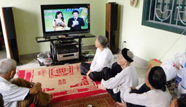 Dự kiến thực hiện ngừng phát sóng truyền hình tương tự mặt đất tại các tỉnh thuộc giai đoạn 2 có thể điều chỉnh tới tháng 7/2017.
