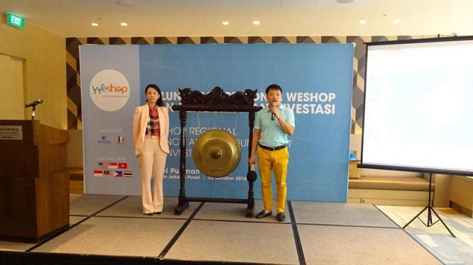 Với sự đầu tư này, weshop.co.id đã trở thành trang web thương mại điện tử xuyên biên giới đầu tiên hoạt động ở Indonesia.