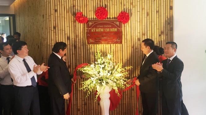 Serena Resort Kim Bôi đã được tỉnh Hoà Bình gắn biển công trình chào mừng kỷ niệm 130 thành lập tỉnh.