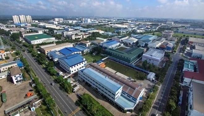 Bất động sản công nghiệp được hưởng lợi nhiều từ dòng vốn đầu tư từ nước ngoài.