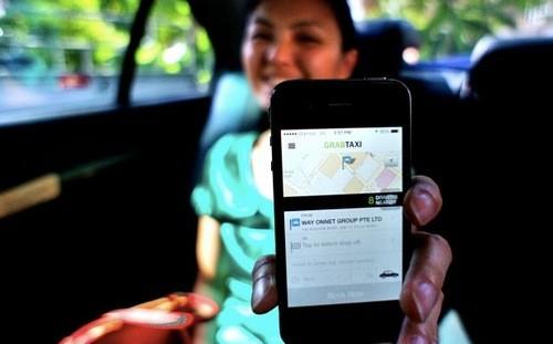 Dịch vụ đặt xe hợp đồng điện tử GrabCar được Grab chính thức ra mắt ngày 31/3/2016 tại TP.HCM.