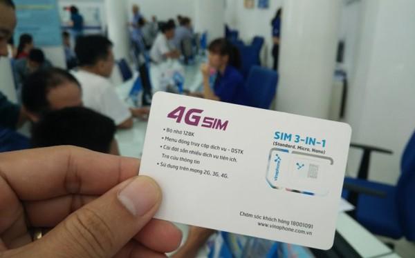 Vấn đề chất lượng dịch vụ 4G cần đặt lên hàng đầu.