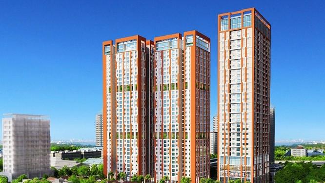 Hanoi Paragon là tổ hợp với hơn 532 căn hộ cao cấp có diện tích từ 90 – 140 m2 và các căn hộ penthouses với diện tích hơn 400 m2.
