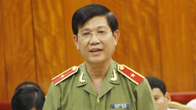 Thiếu tướng Nguyễn Văn Sơn.
