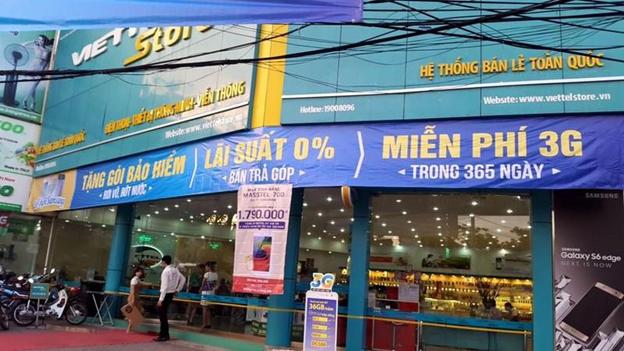 Viettel Store - là đơn vị phân phối các sản phẩm điện tử với nhiều ưu đãi cho người dùng khi tham gia Online Friay