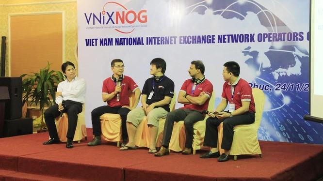 Nhiều nước trong khu vực và trên thế giới đã xây dựng các NOG là môi trường kết nối, chia sẻ kiến thức kỹ thuật của các chuyên gia (Ảnh minh hoạ)