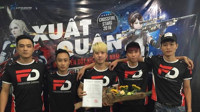 Ngày 30/11, Freedom Gaming sẽ đặt chân tới Tô Châu để viết tiếp giấc mơ eSports của người Việt.